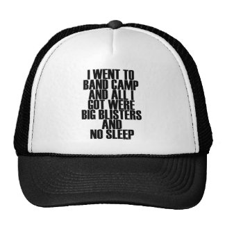 Band Camp Blisters Trucker Hats