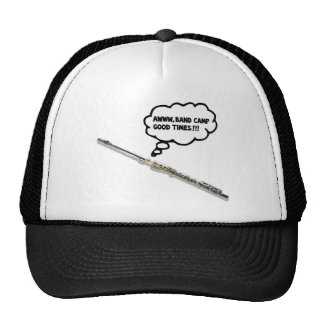 Band Camp Trucker Hat