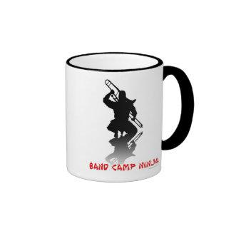 Band Camp Ninja Coffee Mug