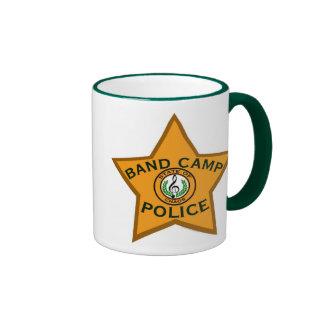 Band Camp Police Mugs