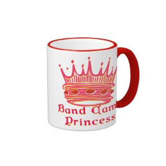 Band Camp Princess Mugs