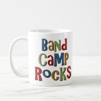 Band Camp Rocks Coffee Mug