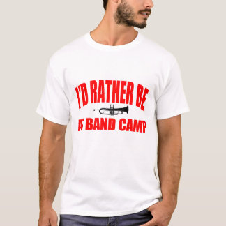 Band Camp T-Shirt