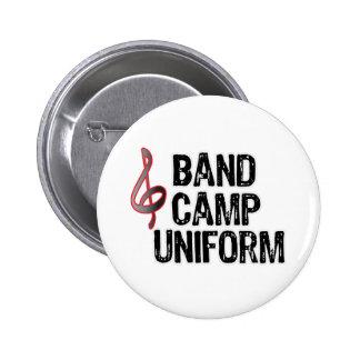 Band Camp Uniform Pins