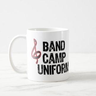 Band Camp Uniform Mug
