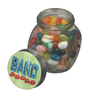 BAND Candy - Includes Candy Glass Jar