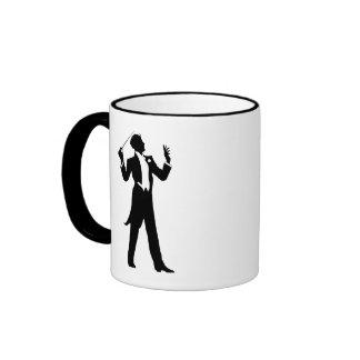Band Conductor Ringer Mug