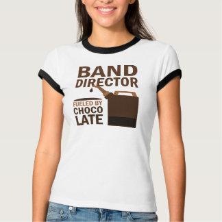 Band Director (Funny) Chocolate Shirt