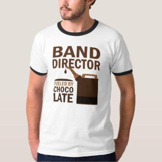 Band Director (Funny) Chocolate Shirts