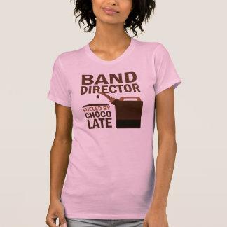 Band Director (Funny) Chocolate Tee Shirts