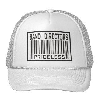 Band Directors Priceless Cap