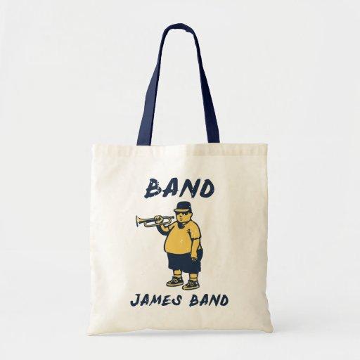Band, James Bag