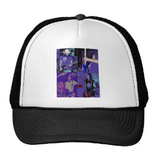 Band live July 2009 Trucker Hat