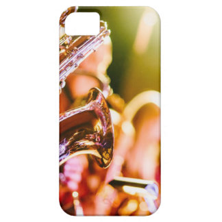 Band Music Musical Instruments Saxophones Horns iPhone 5 Cover