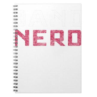 Band Nerd Notebooks