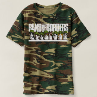 Band Of Borders - Camouflage Men T-Shirt