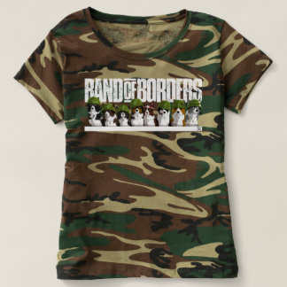 Band Of Borders - Camouflage T-Shirt