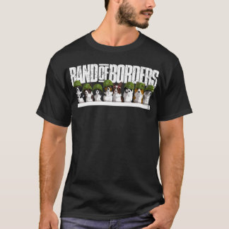 Band Of Borders - Men T-Shirt