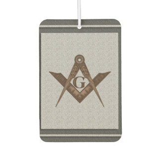 Band Of Brothers scent Car Air Freshener