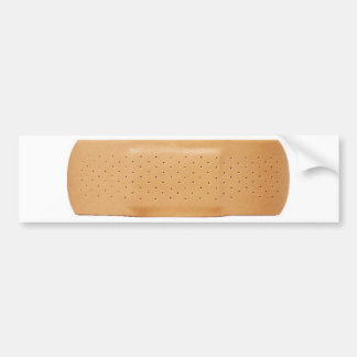 Bandage for Your Car Bumper Sticker