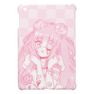 Bandaged Girl iPad Mini Case