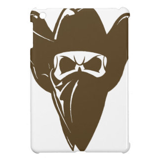 Bandana Cowboy With Hat iPad Mini Covers