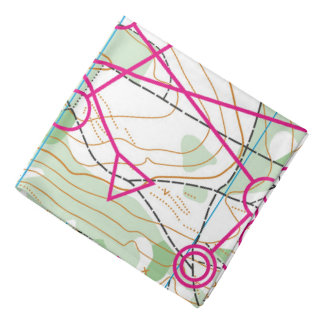 Bandana - Orienteering course