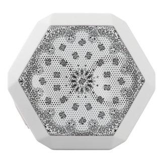 bandana paisley bluetooth speaker white_A