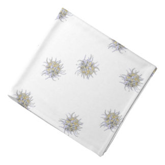 Bandana / Scarf - Platelet Pattern