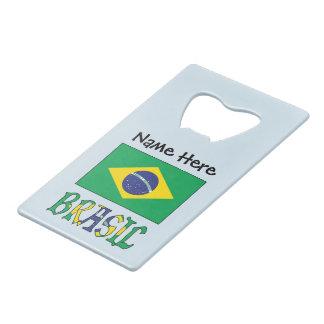 Bandeira do Brasil e Brasil Come o Nome