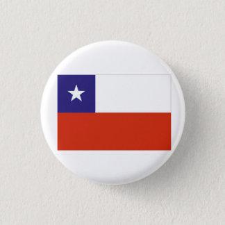 Bandera Chile VI 3 Cm Round Badge