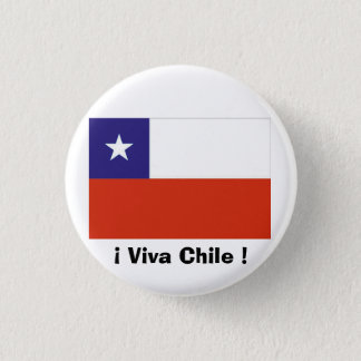 Bandera Chile VII 3 Cm Round Badge