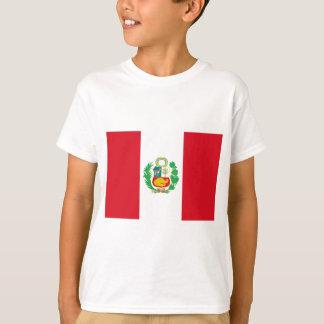 Bandera del Perú - Flag of Peru T-Shirt