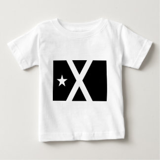 Bandera Negra - Estelada Catalunya Flag Baby T-Shirt