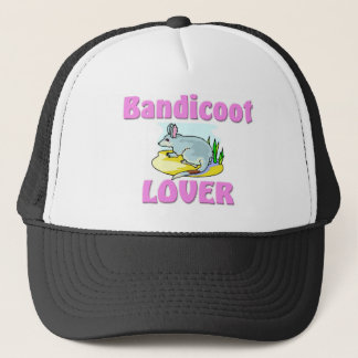 Bandicoot Lover Trucker Hat
