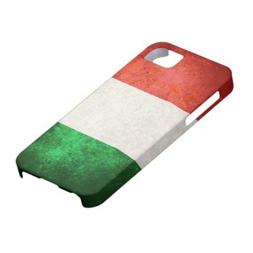 bandiera Italia iPhone 5 Covers