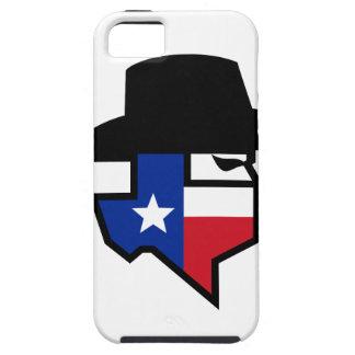 Bandit Texas Flag Icon Tough iPhone 5 Case
