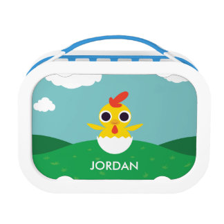 Bandit the Chick Lunch Box