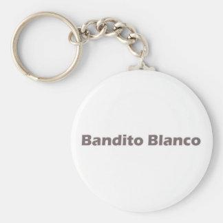Bandito Blanco Key Ring