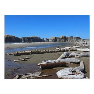 Bandon Beach, Oregon Photo Print