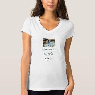 Bandon by the Sea T-shirts Ladies Women Seaglass