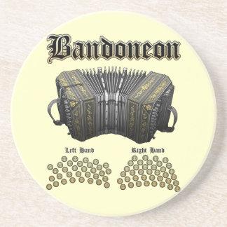 Bandoneon 2 coasters