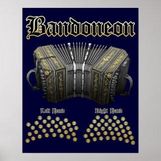Bandoneon 2 poster