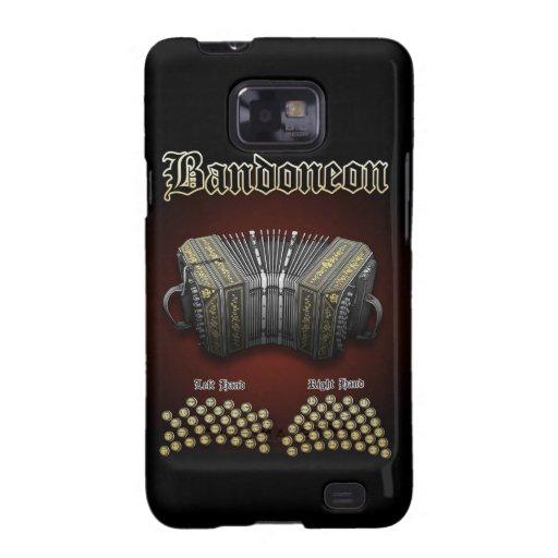 Bandoneon Samsung Galaxy SII Case
