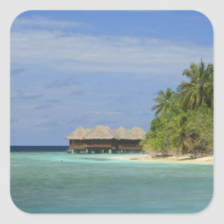 Bandos Island Resort, North Male Atoll, The Sticker
