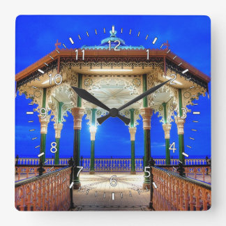 Bandstand at Twilight Clock