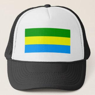 Bandung city flag indonesia symbol trucker hat