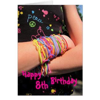 Bandz Birthday card add any age!
