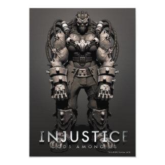 Bane Alternate 13 Cm X 18 Cm Invitation Card