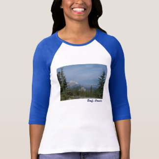 Banff Alberta Canada, Banff National Park T-Shirt